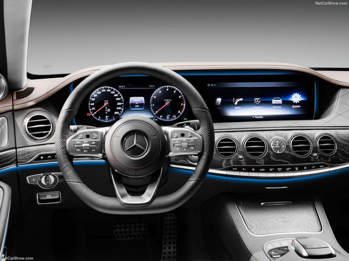 مرسدس بنز S کلاس 2020 - Mercedes Benz S Class - 2.jpg