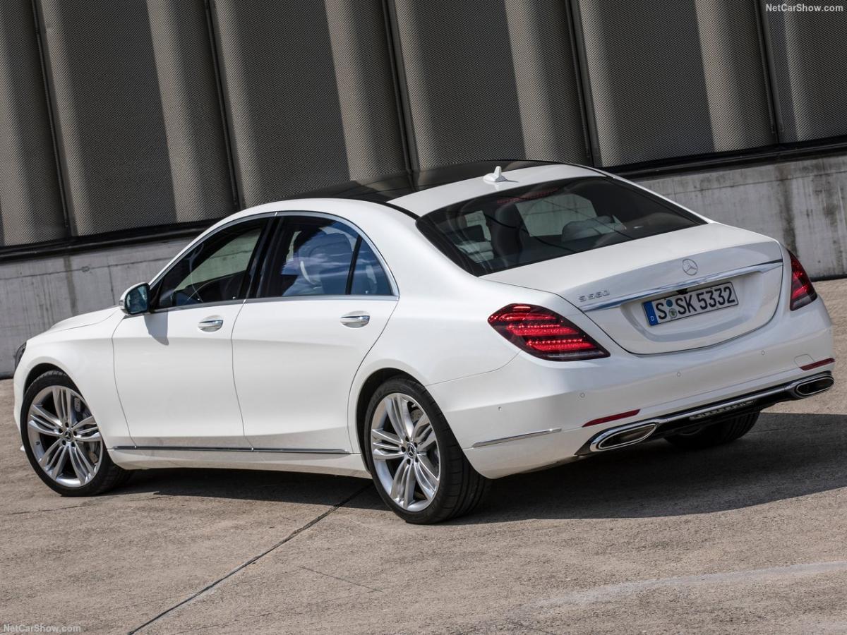 مرسدس بنز S کلاس 2020 - Mercedes Benz S Class.jpg
