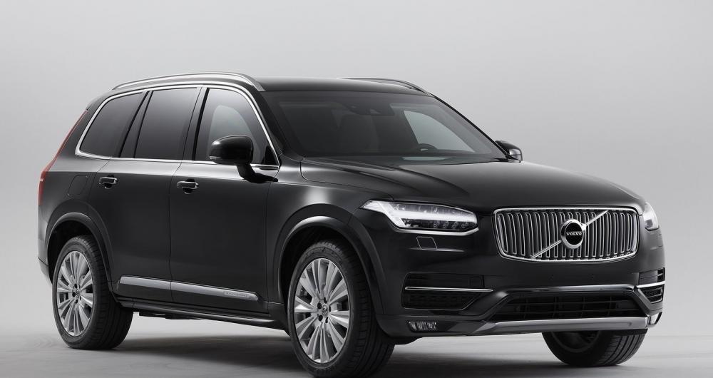 محدود شدن سرعت خودرو های ولوو - Volvo