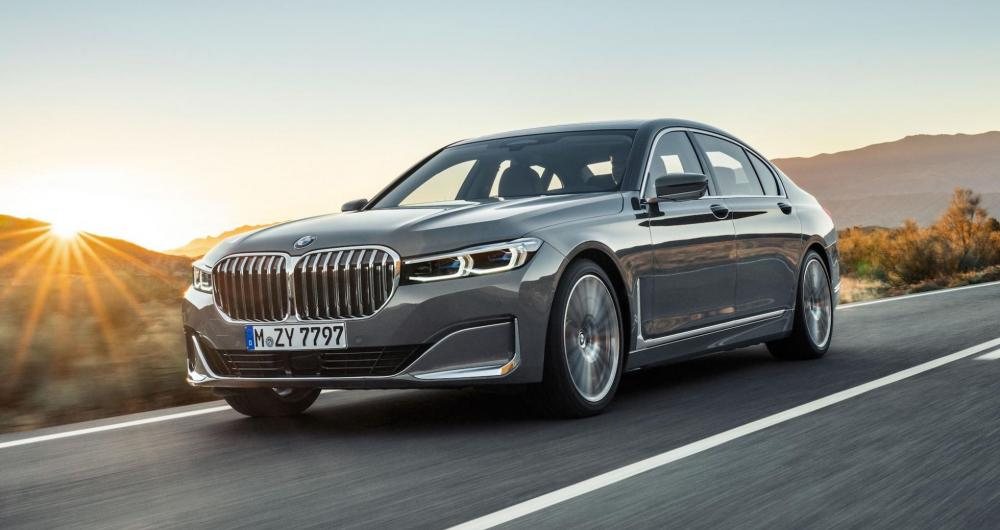BMW-Series-7-Front