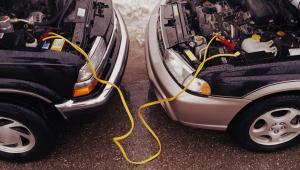 آموزش کامل و صحیح باتری به باتری کردن ماشین